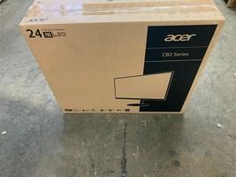 """Acer CB242Y Bir 23.8"""" Full Hd (1920x1080) Ips Monitor W/ Freesync Brand New - $120.93"""