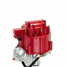 HEI DISTRIBUTOR FORD, 240 and 300 ENGINES, RED CAP F100 F150 F250 E150 image 2