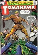 Tomahawk Comic Book #108 DC Comics 1967 FINE+ - $19.26