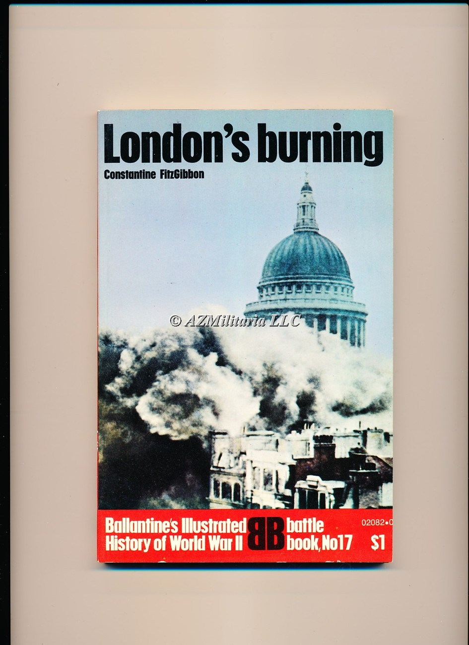 London's Burning (Battle Book No 17)