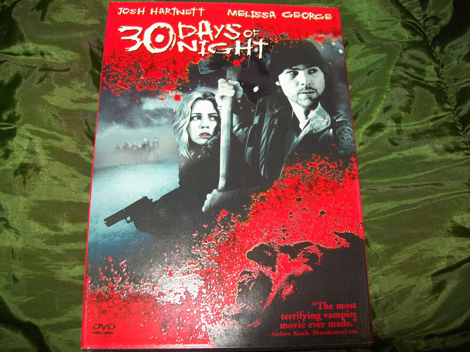 30 Days Of Night Dvd 2008 And 26 Similar Items