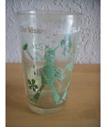 Vintage Wizard of OZ Tin Woodsman Glass  - $18.00