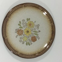 """Provincial Styled by Mikasa Stoneware Salad Plate 7 3/4"""" Field Flowers JC003 - $12.82"""
