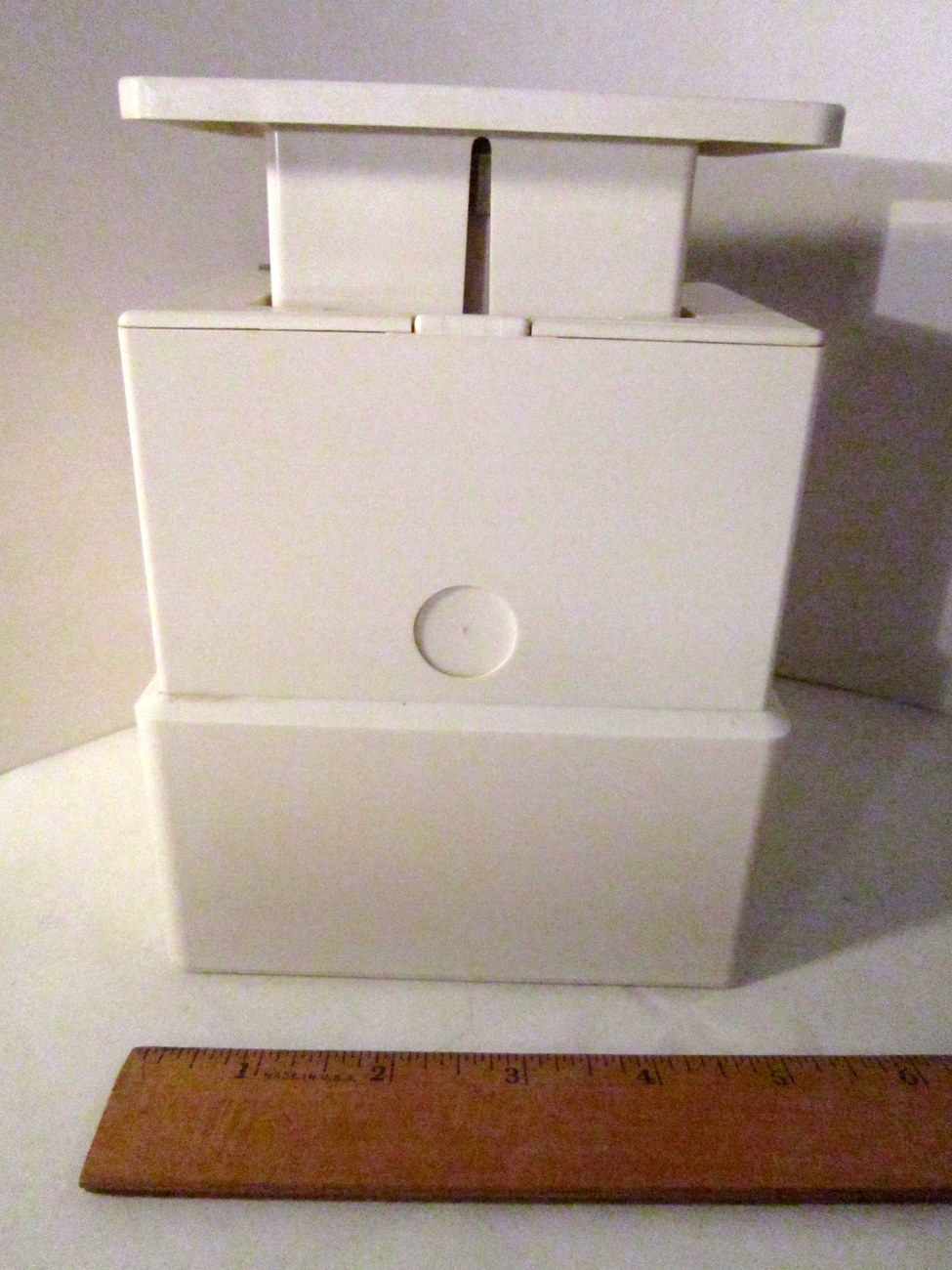 Kitchen or Postal Scale 10 pound Vintage SSH Plastic Shipping Postage