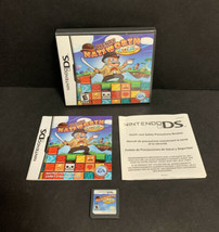 Henry Hatsworth in the Puzzling Adventure Nintendo DS 2009 Compete Tested - $23.36