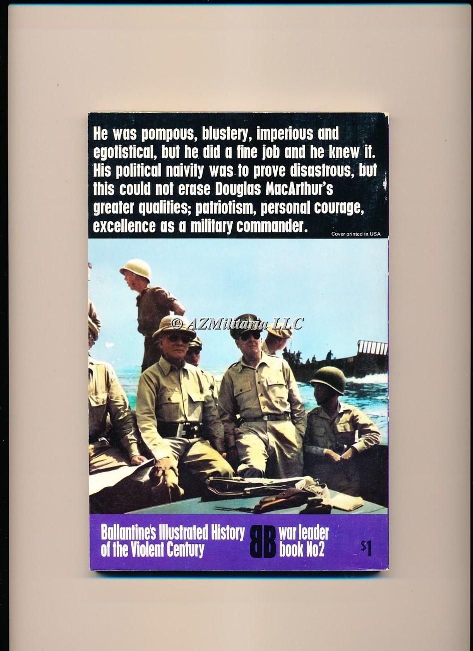 MacArthur (War Leader Book No 2)