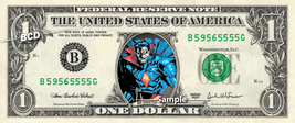 MR SINISTER on a REAL Dollar Bill Marvel Cash Money Collectible Memorabi... - $8.88