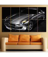 Wall Poster Art Giant Picture Print Mercedes-Benz SLS AMG 0050PB - $27.99