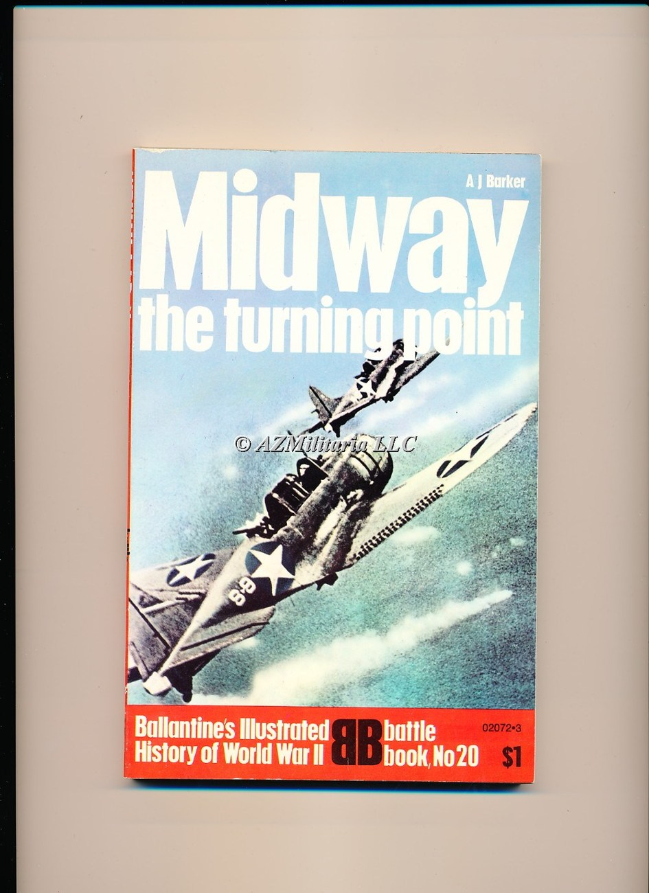 Midway the Turning Point (Battle Book No 20)