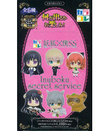 1x Inu x Boku SS Color Colle Figure Strap Only Riricho Miketsukami Karut... - $38.60