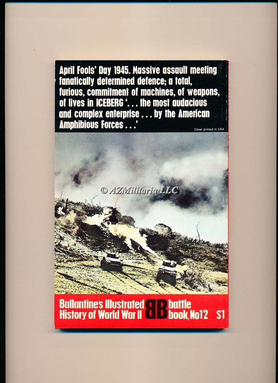 Okinawa Touchstone to Victory (Battle Book No 12)