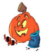 Halloween3049[-Digital Download-ClipArt-ArtClip... - $3.00