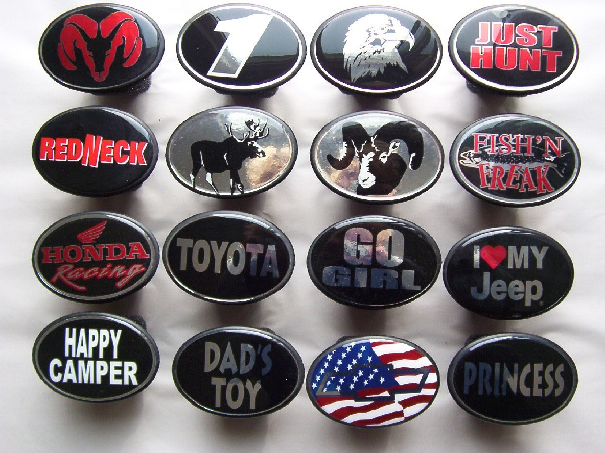 Specialty Hitch covers    Pickups--Trucks--SUVS