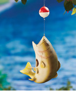 Fish Novelty Birdhouses - $21.75