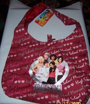 Disney Girl Accessory HSM High School Musical Character Purse NEW Red Ha... - $9.49