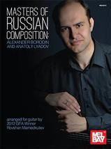 Masters Of Russian Composition/Arranged For Guitar - $15.99