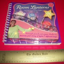 Klutz Craft Kit Decor Room Lantern Papercraft Book Room Decoration Art Activity - $18.99