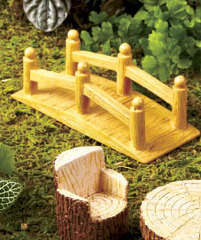 Enchanted Garden Accents Set  Mini Doll House