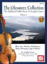 The Glengarry Collection Vol 1/Book w/DVD Set/Fiddle - $25.99
