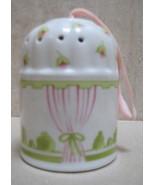 Vintage 60's Ceramic Potpourri Pomander - $5.99