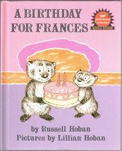 A Birthday for Frances, A Weekly Reader Book Club Edition - $6.75