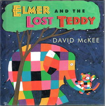 Elmer and the Lost Teddy, A Weekly Reader Book Club Edition - $6.75