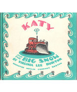Katy and the Big Snow, A Weekly Reader Book Club Edition - $10.35