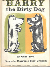 Harry, The Dirty Dog - A Weekly Reader Book Club Edition - $13.95