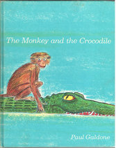 The Monkey and the Crocodile: A Jataka Tale from India (Weekly Reader Bo... - $10.35