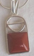 Mini blood stone pendant thumb200