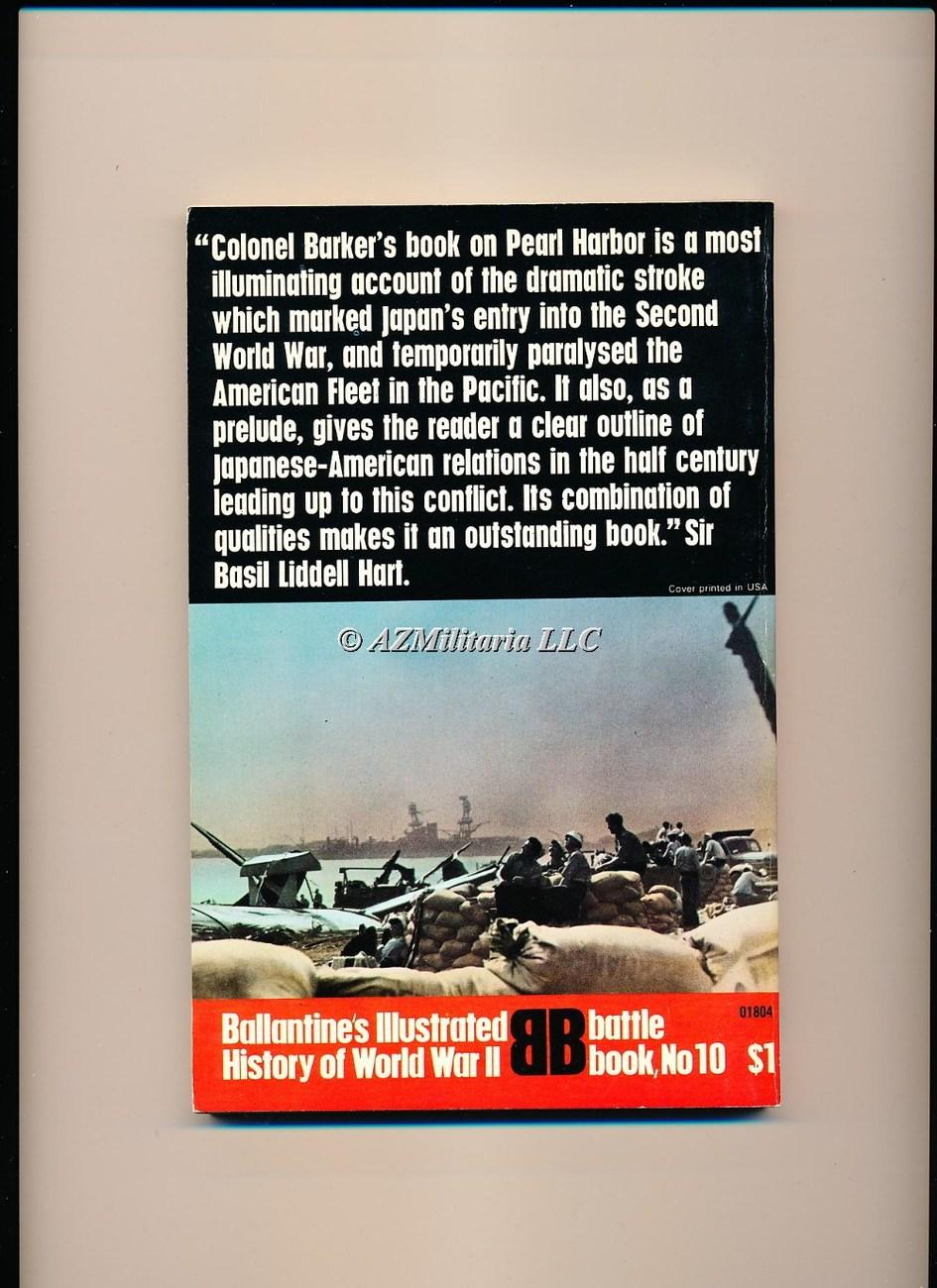Pearl Harbor (Battle Book No 10)