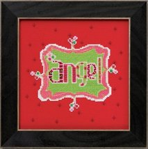 Angel 2014 Amylee Weeks beaded button kit Mill Hill - $15.30