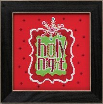 Holy Night 2014 Amylee Weeks beaded button kit Mill Hill - $15.30