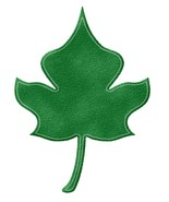 Autumn Green Leaf-Digital Download-ClipArt-ArtClip-Digital Art - $4.00