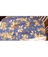 "Uholstery/Drapery Weight Heavy Ralph Loran Screen Printed Fabric  57"" x7... - $9.99"