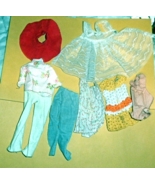 Mix Lot Of  Doll  Clothes - $9.90