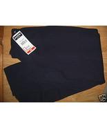 Ladies PANTER petite Acrylic Sweater Pants M Navy Medium Elastic Waist M... - $9.99