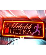 Sd105 michelob ultra 3d beer bar neon light sign 13   x 8   free shipping worldwide thumbtall