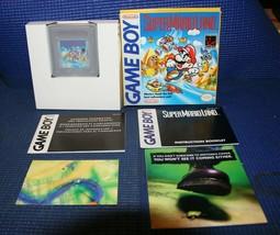 Super Mario Land for Nintendo Game Boy - CIB - in EXCELLENT Condition - ... - $42.09