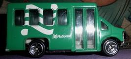 Matchbox Minie Van National Car Rental Chevy Transport Bus - $5.95