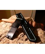 New 24mm Leather Watch band  Strap watch Panerai strap vintage strap nat... - $39.11