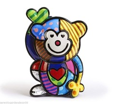 "Romero Britto Monkey  ""Cheeky"" 3 Dimensional Figurine First Edition Numbered"