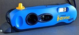Polaroid i zone instant pocket camera blue black.small file thumb200