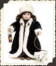 """Boyds Yesterdays Child  """"Sonya w/ Frosty""""- #4814 -12"""" Doll- LE-NIB-2000 - $59.99"""