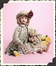 """Boyds Yesterdays Child  """"Jessica w/Cuddles""""- Mothers Day-#4949 -16"""" Doll- LE-NIB - $79.99"""