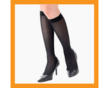 Medium compression stockings black thumb155 crop