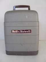 VINTAGE BELL & HOWELL 8MM MOVIE & SLIDE PROJECTOR MODEL  253 AX WORKS - $65.44