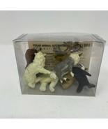 Safari Limited Set of 6 Polar Animals - $9.89