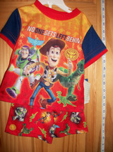 TOY STORY Disney Baby Clothes 12M Infant Sleepw... - $14.99