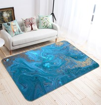 3D Starry Sky Blue 1 Non Slip Rug Mat Room Mat Quality Elegant Photo Carpet AU - $65.06+